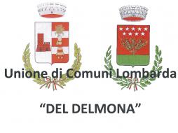 """UNIONE DI COMUNI LOMBARDA """"DEL DELMONA"""""""